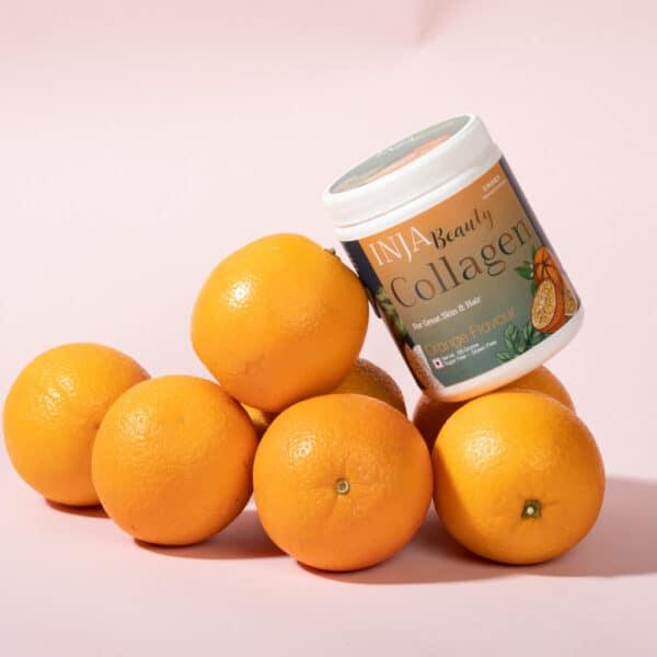 INJA Beauty Collagen - Lychee Flavour